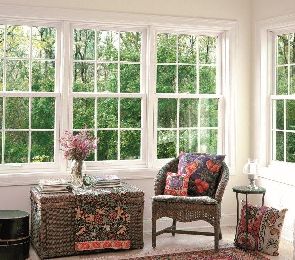 Double hung windows renewal by andersen of knoxville tn for Andersen 400 series double hung windows cost